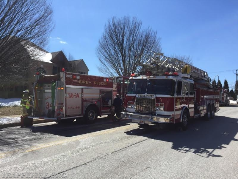 Ladder 77 on the A side